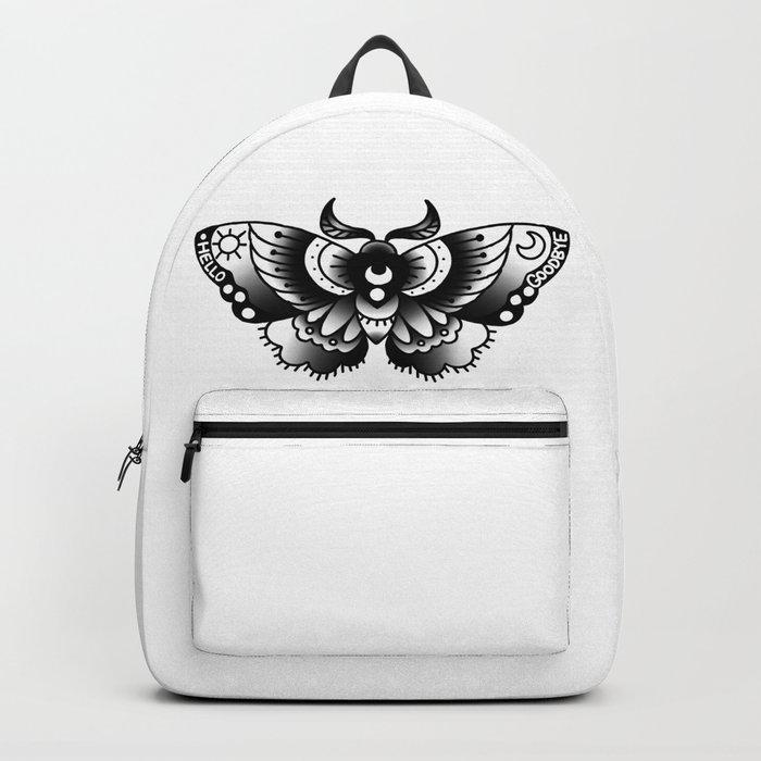 ouija moth Rucksack