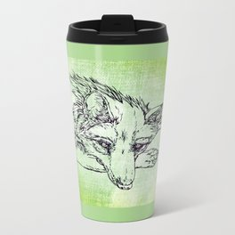 NV: Keer: green  Travel Mug