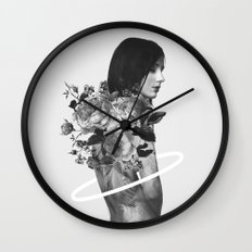 Small Wishes Wall Clock
