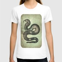 snake T-shirts featuring Snake by LoRo  Art & Pictures