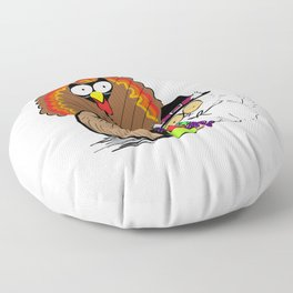 Gobble Gobble Floor Pillow