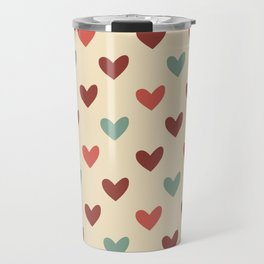 Christmas love candy Travel Mug