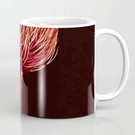 Pink Native Banksia Coffee Mug