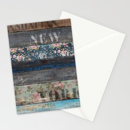 Souls of Manhattan Stationery Cards