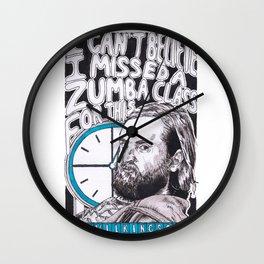 Joe Wilkinson Does Countdown Wall Clock