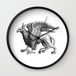 Peter the Griffin Wall Clock