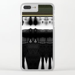 E1M2 MADDY PEEPSHOW Clear iPhone Case