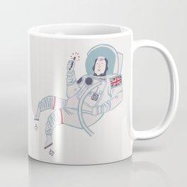 Tim Peake Coffee Mug