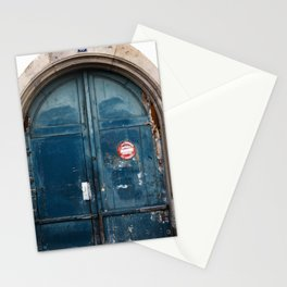 The Garage Stationery Cards