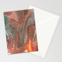 Golden Suncoast Stationery Cards