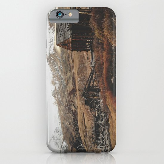 Mountain Mill iPhone & iPod Case