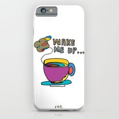 coffee first iPhone 6s Slim Case