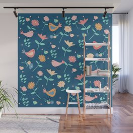 Drawings for children Wall Mural