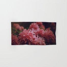 Pink Bellingrath Floral Hand & Bath Towel