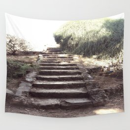 Stairway to..... Wall Tapestry