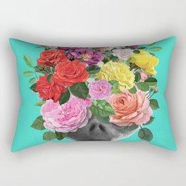 Alien Bouquet  Rectangular Pillow
