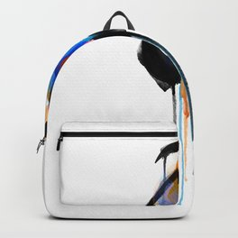 """Ha'a (The letter """"H"""" in English) Backpack"""