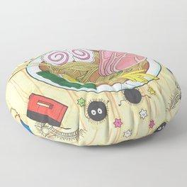 Miyazaki Table Floor Pillow
