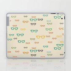 PUT YOUR GLASSES ON Laptop & iPad Skin