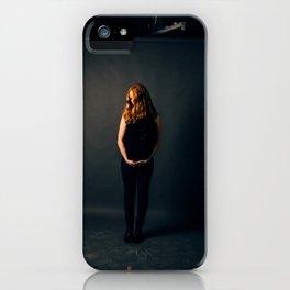 Melancolia na Fotografia iPhone Case