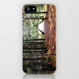 where You go i go iPhone Case