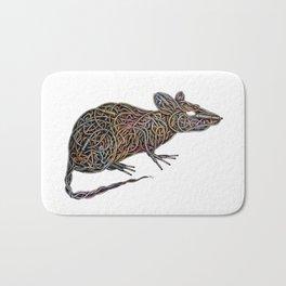 Techno Rat Bath Mat