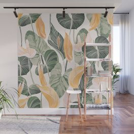 Lush Lily - Autumn Wall Mural