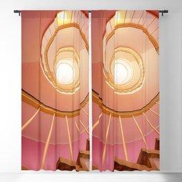 Spiral Blackout Curtain