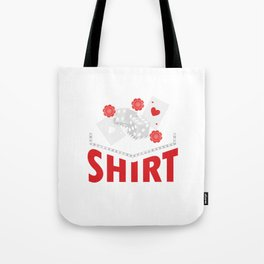I Bought This Shirt Card Games Playing Cards Card Tricks Gifts Tote Bag