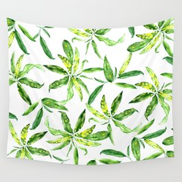 HAWAIIAN PATTERN Wall Tapestry