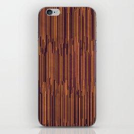 Molten Embers iPhone Skin