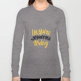 inspire 061 Long Sleeve T-shirt
