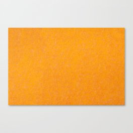 Yellow orange material texture abstract Canvas Print