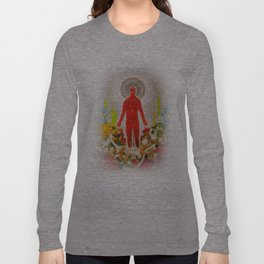 """ABUNDANCE"" Long Sleeve T-shirt"
