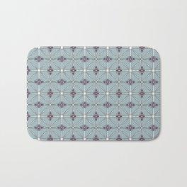Geometrical patterns Bath Mat