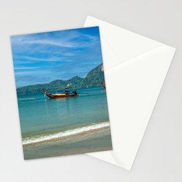 Pak Meng Beach Thailand Stationery Cards