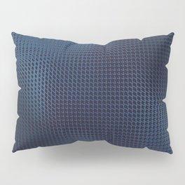 Mostly Midnight Subtle Dark Abstract Pillow Sham