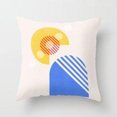 End Game Throw Pillow