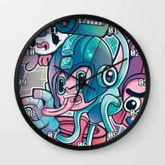 MegaPals Wall Clock
