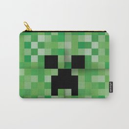 Creeper Carry-All Pouch