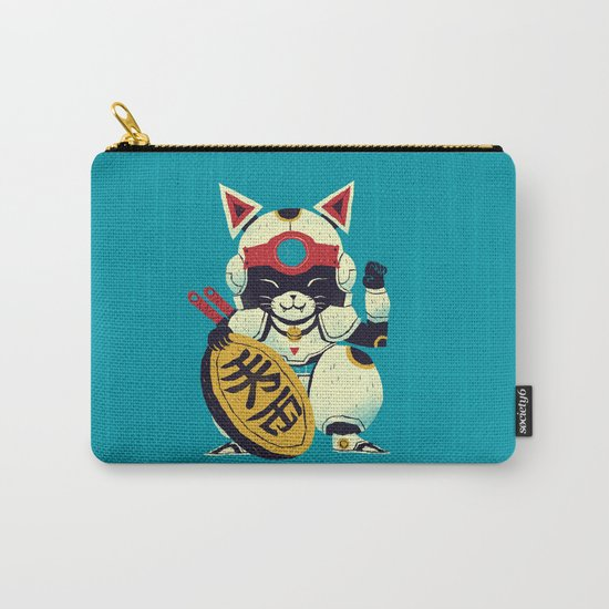 fortune pizza cat Carry-All Pouch