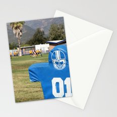 Football Dummy Stationery Cards