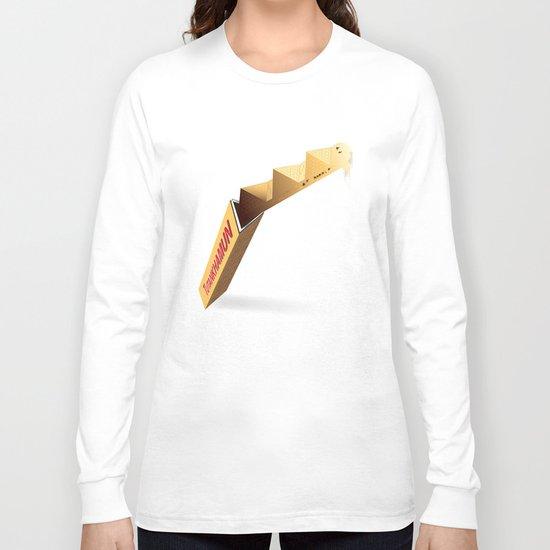 Chocolate Pyramids Long Sleeve T-shirt