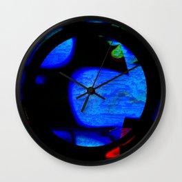 Center Eye Wall Clock