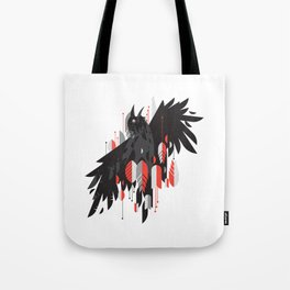 Crow Escape Tote Bag