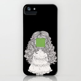 Camera Shy iPhone Case