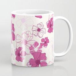 Pink Poppy Bash Coffee Mug