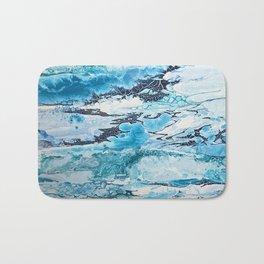 Glacial Landscape Bath Mat
