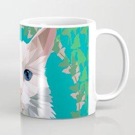 Odd-Eyed Coffee Mug