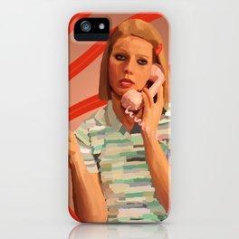 Margot Tenenbaums iPhone Case
